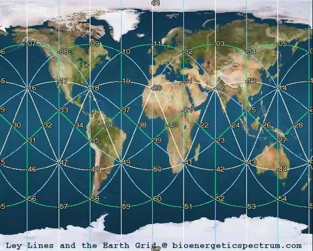 Ley Lines, Cancer, and Earth Grid